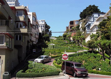 Sf Station Districts Nob Hill Russian Hill