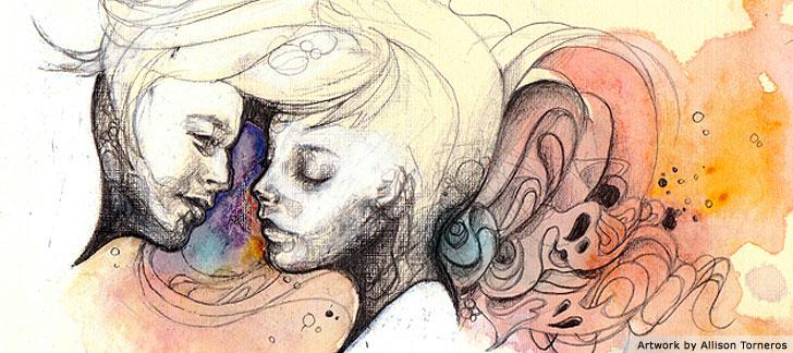 Artwork by Allison Torneros