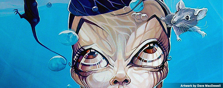 Artwork by Dave Macdowell