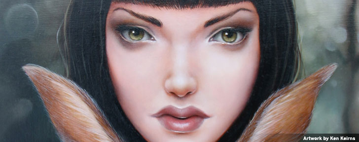 Artwork by Ken keirns