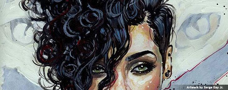 Artwork by Serge Gay Jr.