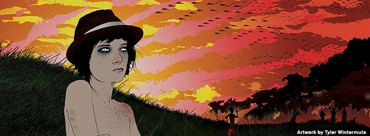 Artwork by Tyler Wintermute
