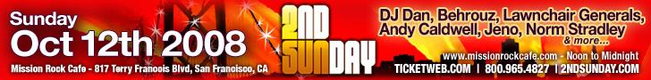 2nd Sunday