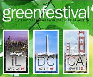 Green Festival 2007