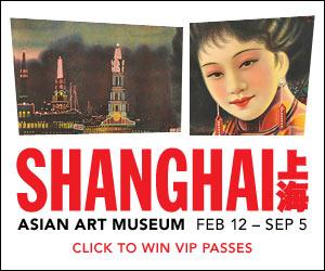 Shanghai at Asian Art Museum