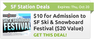 Snow Bomb Deal