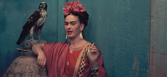Happy Birthday, Frida!