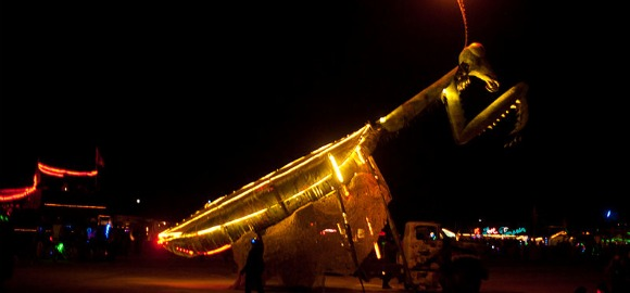 Burning Man Organizers Set Up Program to Fight Scalpers